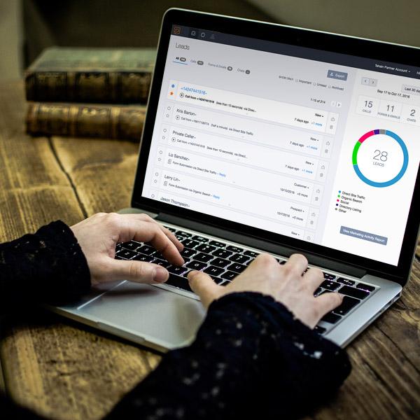 digital marketing reporting and analytics